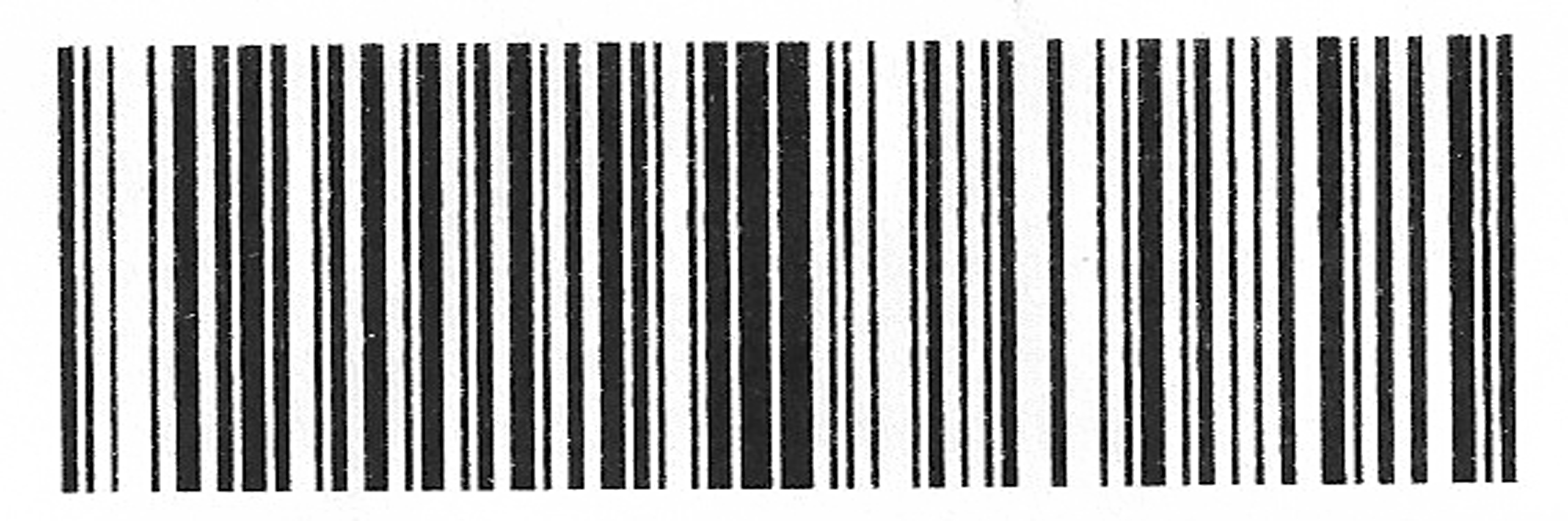 history of the barcode and its applications The first real-life test of rca's bull's-eye bar code was at the kroger kenwood plaza store in cincinnati (courtesy of the id history museum) they soon found the woodland and silver patent.