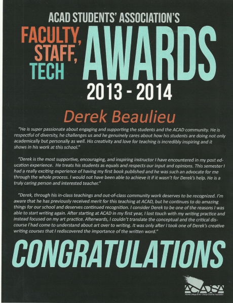 beaulieu - 2014 ACADSA award-2
